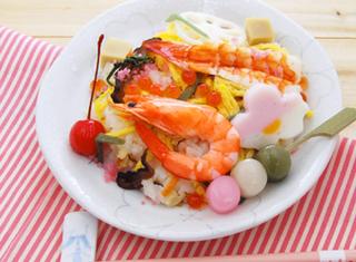 雛 ちらし寿司 作り方